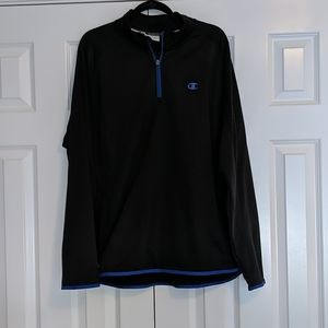 Men's Champion brand pull over